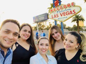 Tour en Las Vegas