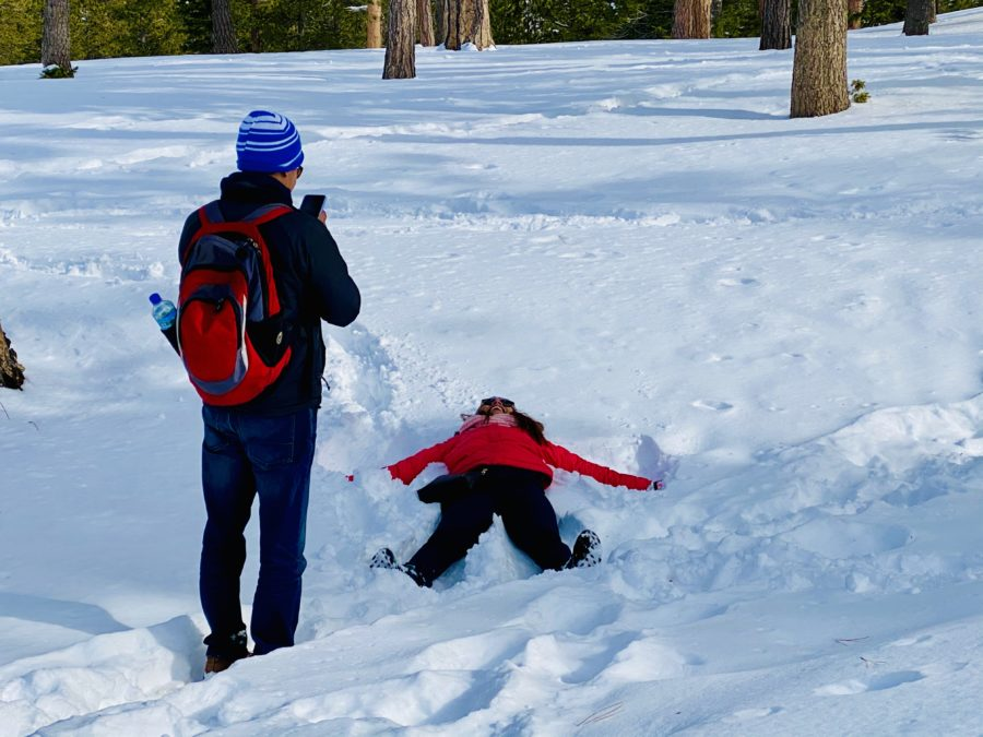 Tour a la nieve